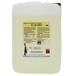 Средство для мытья стеклянной посуды 12кг.  D.LB.3007 - Фото