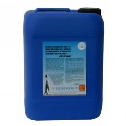 Средство моющее хлорсодержащее 12кг.  D.CL.NF.5006 - Фото