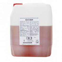 Средство для мытья коптильных камер 10кг.  S.C.D.5024 10кг - Фото