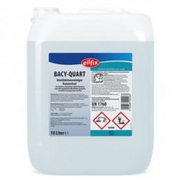 Средство моющее с дезинфицирующим эффектом, концентрат BACY-QUART 10л.  100053-010-000 - Фото