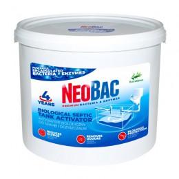 Активатор бактерій (біопрепарат) для септиків та очисних споруд для видалення запаху, NeoBac5000 - Фото