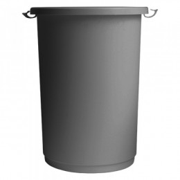 Урна для сміття 50л Push.  M852GR - Фото