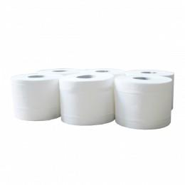 Туалетний папір в рулоні JUMBO.  203000 - Фото