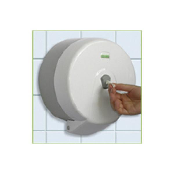 Тримач паперу туалетного Minipoint JUMBO.  TA0031W - Фото №2