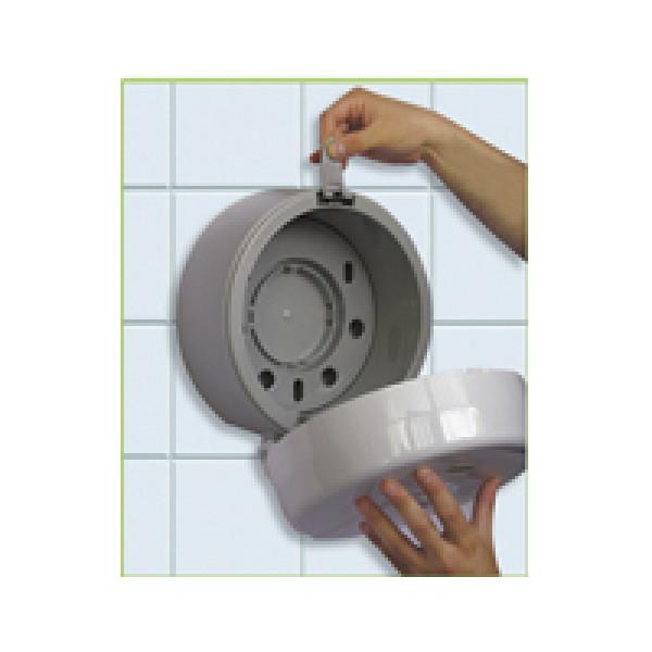 Тримач паперу туалетного Minipoint JUMBO.  TA0031W - Фото №3
