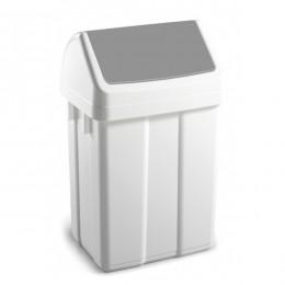 Урна для сміття з поворотною кришкою 50л MAX.  00005065 - Фото