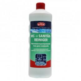 Висококонцентрований гель для санвузлів WC+SANITARREINIGER Grun1л.  100035-001-033 - Фото