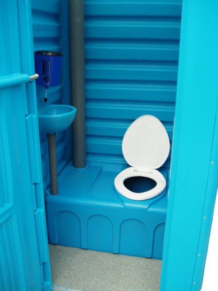 Кабінка туалетна ТКМ. - Фото №3