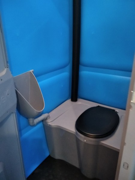 Кабінка туалетна ТКМ. - Фото №4