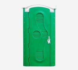 Туалетна кабінка для торф'яного біотуалету пуста. ТКД - Фото №1