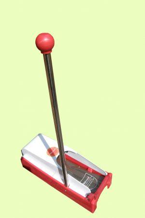 Апарати для наклейки стрічки на підошву - Фото №3