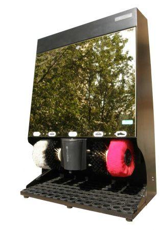 Машинка для чищення взуття. Титан. - Фото №3