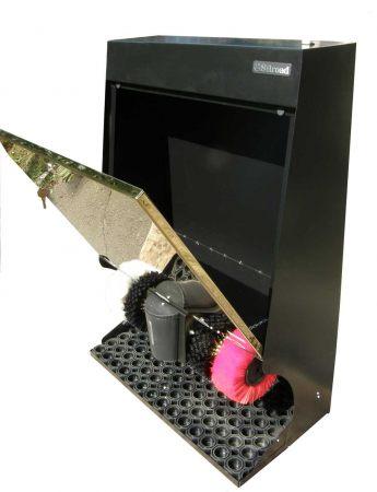 Машинка для чищення взуття. Титан. - Фото №4