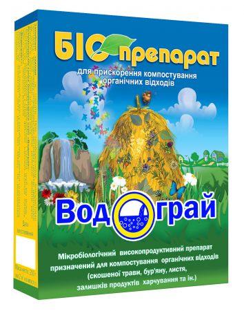 БИОПРЕПАРАТЫ для компоста Водограй 200К - Фото №1