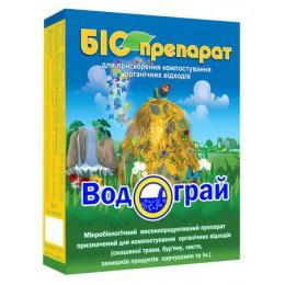 БИОПРЕПАРАТЫ для компоста Водограй 200К - Фото