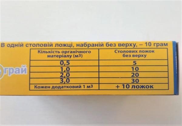 БИОПРЕПАРАТЫ для компоста Водограй 200К - Фото №2