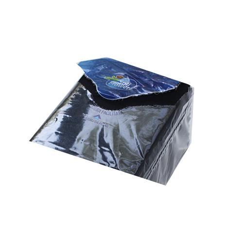 Салфетки столовые Pocket 1/8 двухслойные 40х40 (45 шт.) черные. T2408T/N - Фото №3