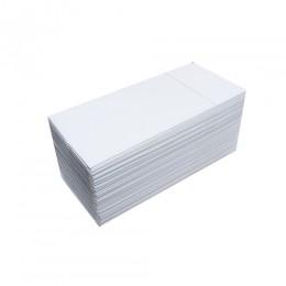 Серветки столові Pocket 1/8 двошарові 40х40 (45 шт.) білі.  T2408T