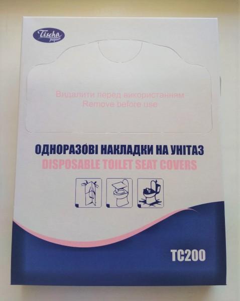 Накладки (підкладки) на унітаз. ТС-200. - Фото №1