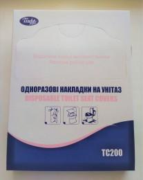 Накладки (подкладки) на унитаз. ТС-200. - Фото