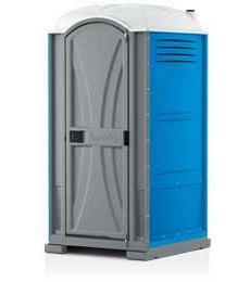 Туалетні та душові кабіни. - Фото
