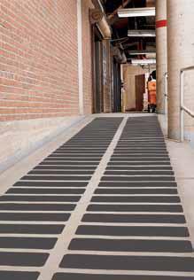 Антискользящая лента 3M™.  Safety-Walk™ - Фото