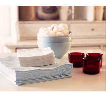 Паперові серветки - Фото