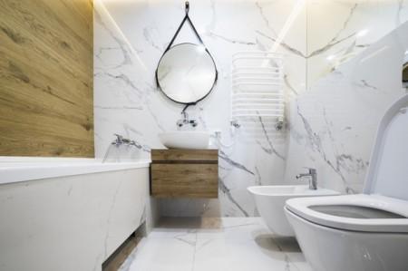 Засіб для миття та дезінфекції ванної кімнати - Фото