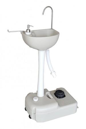 Портативні санітарні системи. - Фото