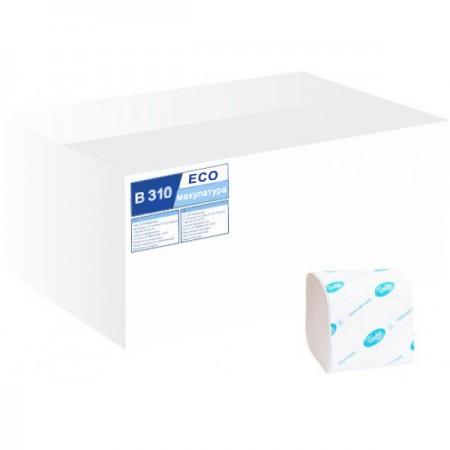 Туалетний папір в пачках, листовий - Фото